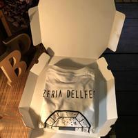 Pizzeria Dellfeeno & BPLJ Pizza Box