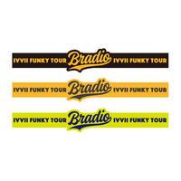 IVVII Funky tourラバーバンド
