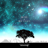【CD配送】アルバム「風の刻」樽見ヤスタカ