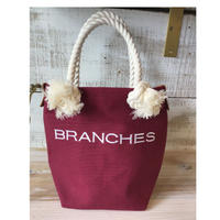 BRANCHES オリジナル トートバック(ワイン)