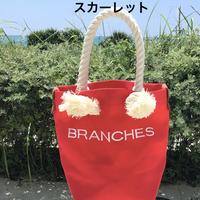 BRANCHES オリジナル トートバッグ(スカーレット)