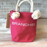 BRANCHES オリジナル トートバック(コーラルピンク)