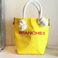 BRANCHES オリジナル トートバック(イエロー)