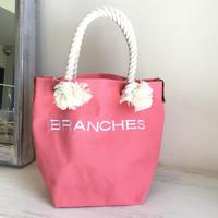 BRANCHES オリジナル トートバック(ピンク)
