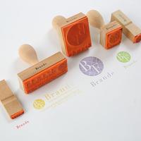 【Brandeゼロ】フリーサイズ・ブランディングスタンプ(20㎠以内)