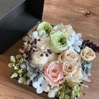 【Preserved flower】オーダーメイドフラワーボックス