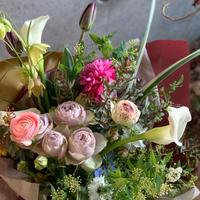 【生花】オーダーメイド花束