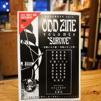 "ODD ZINE vol.3 ""SURVIVE"""