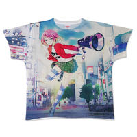 ブリ子UVカットTシャツ 東京ver.