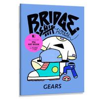 """ART BOOK """"GEARS"""" 1st press"""