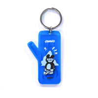 Burning Stick KEYRING