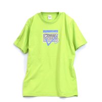 BRIDGE SHIP HOUSE ONLINE STORE 再開記念 FRAGILE TEE / LIME