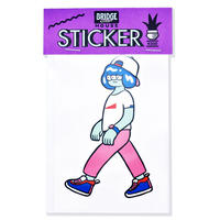"Sticker ""Walk"""