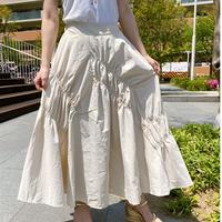 アシメントリースカート