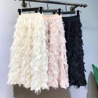 フェザースカート