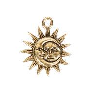 チャーム 太陽と月L 20mm(BCCH0201)