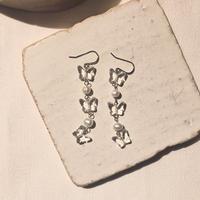 【own by BROOKLYN CHARM】パールバタフライピアス/イヤリング(BCTCH0245_2)