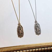 グアダルーペの聖母ネックレス GOLD(3211J0108)