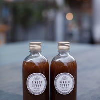 BRF MADE GINGER SYRUP 360g -2BOTTLES SET