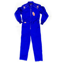 BELL ベル レーシングスーツ プロドライブⅡ(ブルー) 1ピース・シングルレイヤー・SFI 3.2A/1公認