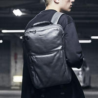 HUB LIMITED -MOON LEATHER ver.-(BBOM-709)/CHARCOAL