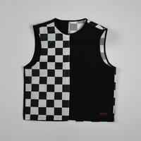 SCRAMBLE Vest / Checker Model