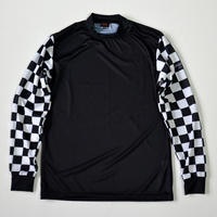 MX Jersey / Checker x Black