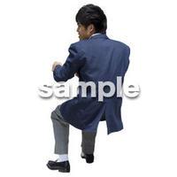 人物切抜き素材 キッズ・スクール編 O_420