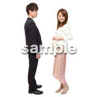 Cutout People ハイクラス 日本人 HH_123
