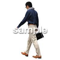 人物切抜き素材 アーバン・ショッピング編 M_311