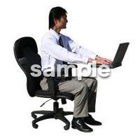 人物切抜き素材 オフィス・フォーマル編 G_168