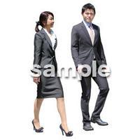 人物切抜き素材 ベーシックファッション編 P_067