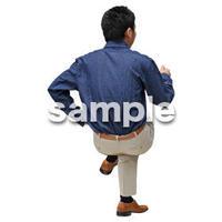 人物切抜き素材 アーバン・ショッピング編 M_489