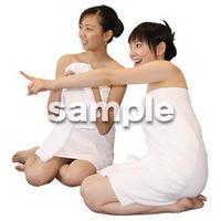 人物切抜き素材 夏服・フィットネス編 J_291