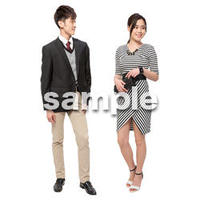 Cutout People ハイクラス 日本人 HH_157