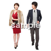 Cutout People ハイクラス 日本人 HH_161