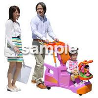 人物切抜き素材 ショッピングモール護編 T_432