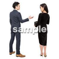 Cutout People ハイクラス 日本人 HH_114