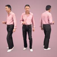 3D人物素材  [Posed]  041_Ken