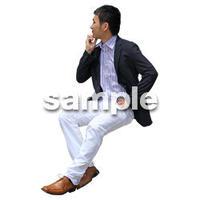 人物切抜き素材 アーバン・ショッピング編 M_474