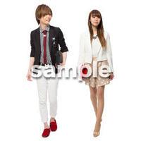 Cutout People ショッピング JJ_051