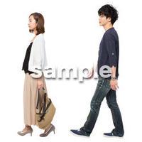 Cutout People ショッピング JJ_038
