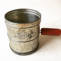 U.S.A. Vintage  5CUP Sifter