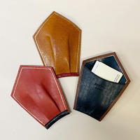 Pocket Leather chief /Card holder