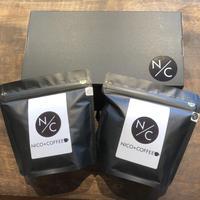 コーヒー豆  2種ギフトセット【100g×2袋入り】