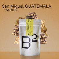 San Miguel, GUATEMALA / サンミゲル農園 グアテマラ (120g)