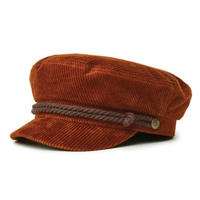 BRIXTON FIDDLER CAP-RUST