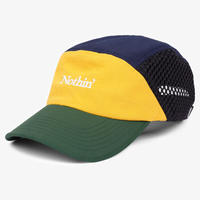 NOTHIN' SPECIAL SIDEMESH NYLON 5-PANEL CAP-MULTI