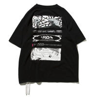 DEMARCOLAB DML.SYS TEE-BLACK