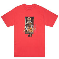 FUCKING AWESOME  CHLOE 2 TEE-PAPRIKA